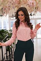 ЖІноча блуза з гудзиками .Р-ри 42-48
