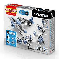 Детский конструктор Engino Inventor 8 в 1 Самолеты 0833