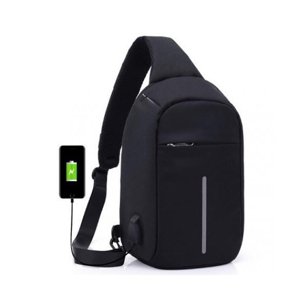 Рюкзак Bobby Mini чёрный