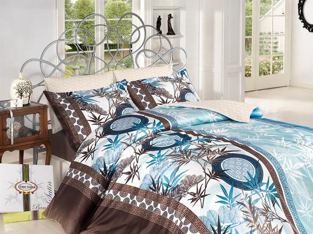 Комплект постельного белья First Choice бамбук полуторный размер