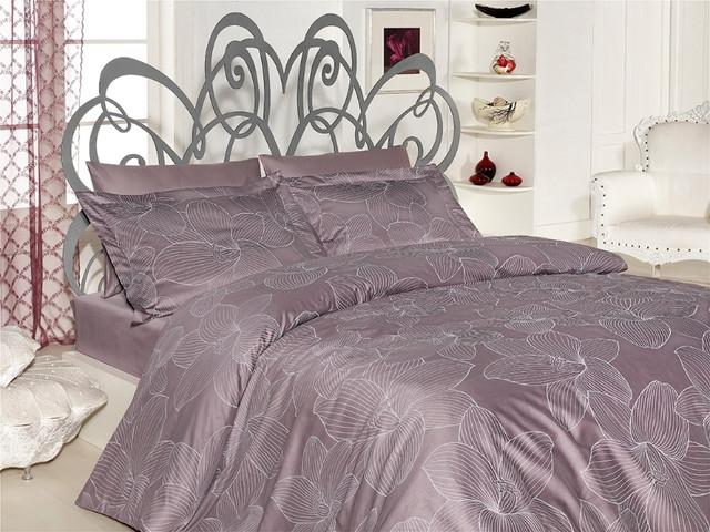 Комплект постельного белья First Choice бамбук евро размер