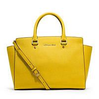 Michael Kors Selma Classic Yellow