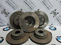Передний тормозной диск BMW e65/e66 7-series, фото 1