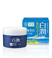 Отбеливающий крем с арбутином Hada Labo Shirojun Medicated Whitening Cream