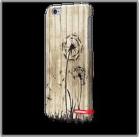 Чехол для iPhone 6 plus Облетающий одуванчик