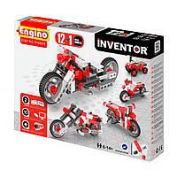 Конструктор Engino серии Inventor 12 в 1 – Мотоциклы 1232