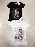Яскрава літня жіноча турецька футболка FL 1006