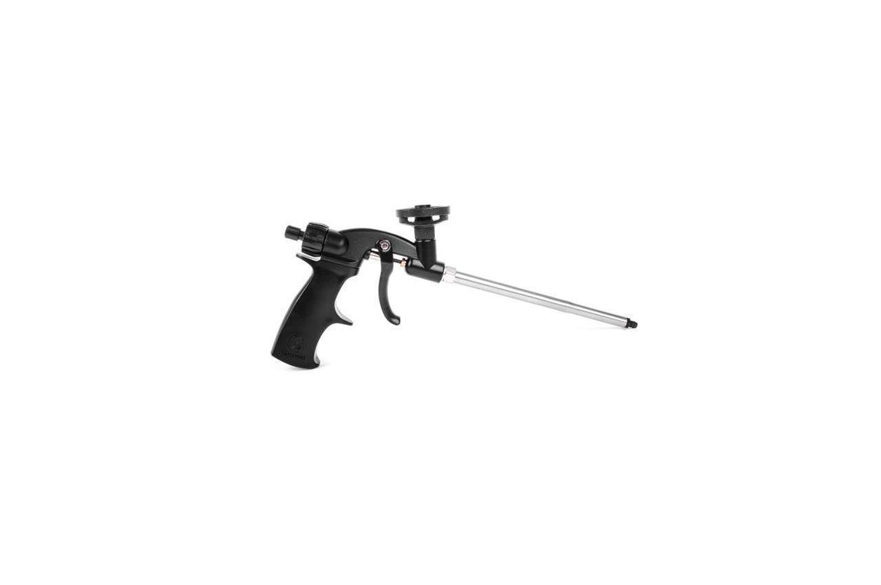 Пистолет для пены Intertool - с тефлоновым покрытием держателя баллона, трубки, иглы