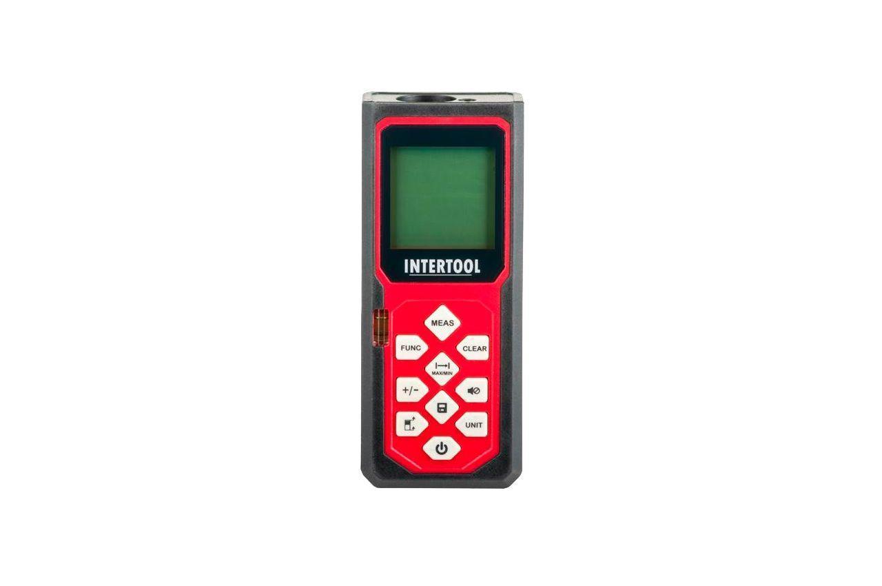 Дальномер лазерный Intertool - 60 м (MT-3055)