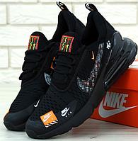"Мужские кроссовки Nike Air Max 270 ""Just Do It"" Black"