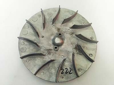 Вентилятор обприскувача 3W-3
