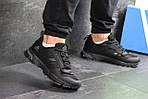 Мужские кроссовки Adidas Fast Marathon 2.0 (черные) , фото 2