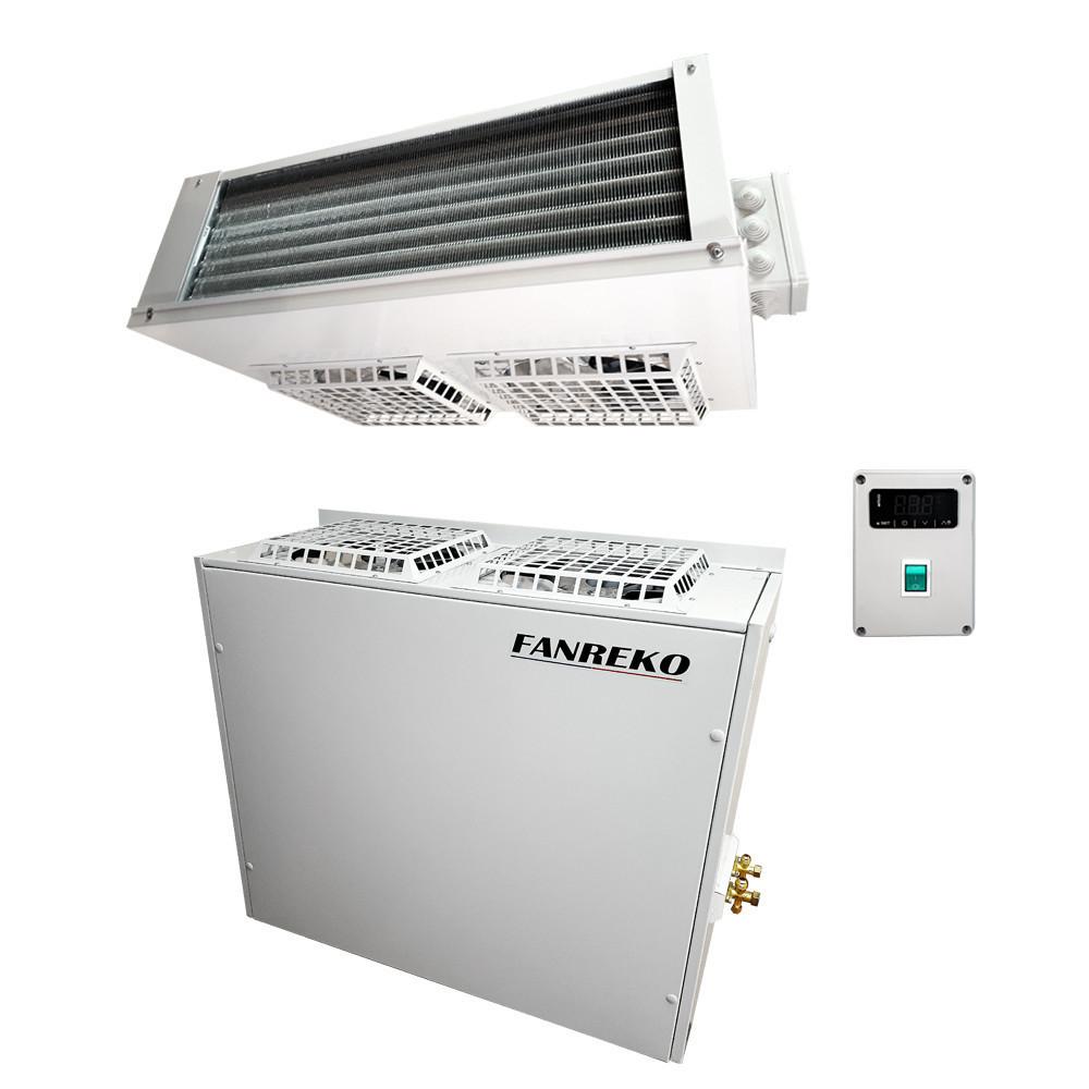 Морозильный агрегат (установка) сплит-система Fanreko 2RSSL13 (-20...-5C) от 14 до 18 м.куб