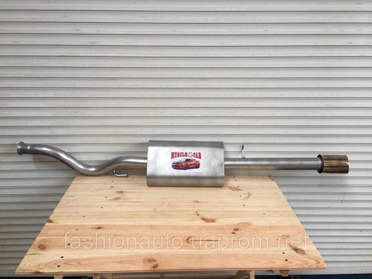 Глушитель Muscle car для Приоры 2170 , 2171