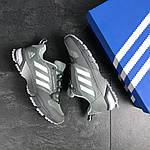 Мужские кроссовки Adidas Fast Marathon 2.0 (серые) , фото 2