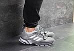 Мужские кроссовки Adidas Fast Marathon 2.0 (серые) , фото 3
