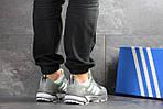 Мужские кроссовки Adidas Fast Marathon 2.0 (серые) , фото 4