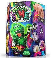 Набор для проведения опытов Crazy Slime лизун слайм