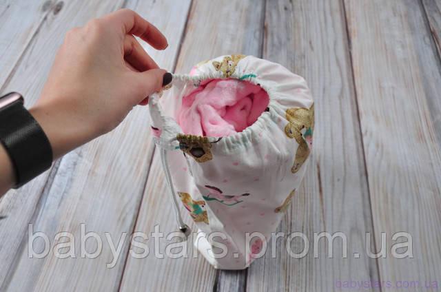 сумочка для переноски пледа
