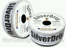 Крапельна стрічка SilverDrip (Сільвер Дріп) 8 mil 15 см 1000 м