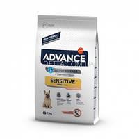 Advance (Эдванс)  Dog Mini Sensitive для собак малых пород с чувствительным пищеварением 3 кг