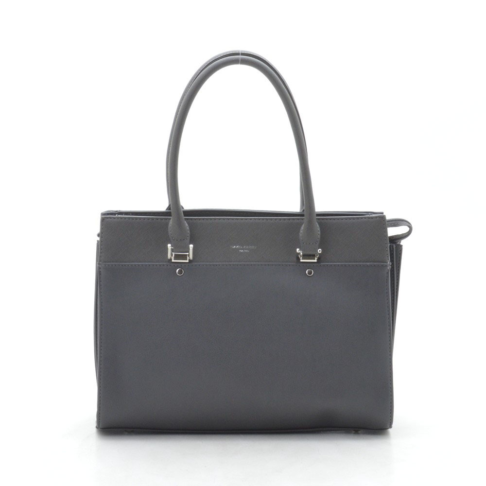 2e73c3feeafb Женская сумка David Jones темно-серая - Kit Bag - женские сумки, кошельки и