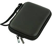 Чехол для жесткого диска TRAUM 7016-30, черный, на молнии
