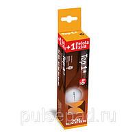 Мячики для Тенниса Enebe 3+1Шт Top 1* Оранживые (845496)