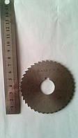 Фреза дисковая отрезная 80х3 Р18  А  Z80(ГОСТ2679-93)
