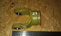 """Вилки карданных передач  под трубу """"лимон""""(Walterscheid) L40 W2307(В) под крестовину 27Х74,5"""