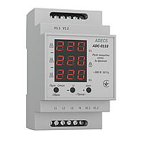 Реле защиты сети трехфазное ADECS ADC-0133