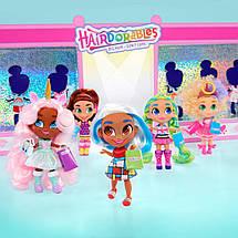 Коллекционная кукла Хэрдораблс первый сезон Hairdorables Dolls игровой набор-сюрприз (реплика), фото 3