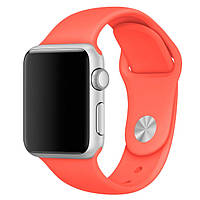 Ремешок для Apple Watch Band Silicone One-Piece 38mm (Apricot)