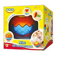 Детская игрушка Мяч 3D головоломка 9М+ (украинская упаковка)