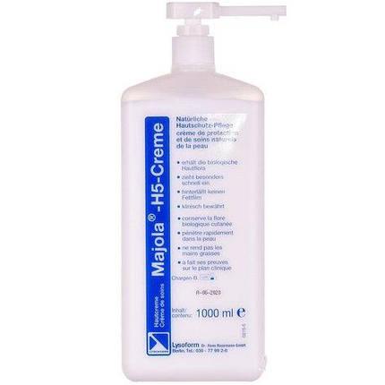 Средство дезинфекции Майола-Х5-крем Лизоформ - 1 л.  , фото 2