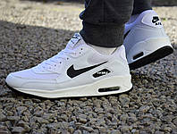 Кроссовки  мужские Nike Air Max 90 в белом  цвете М0075, фото 1