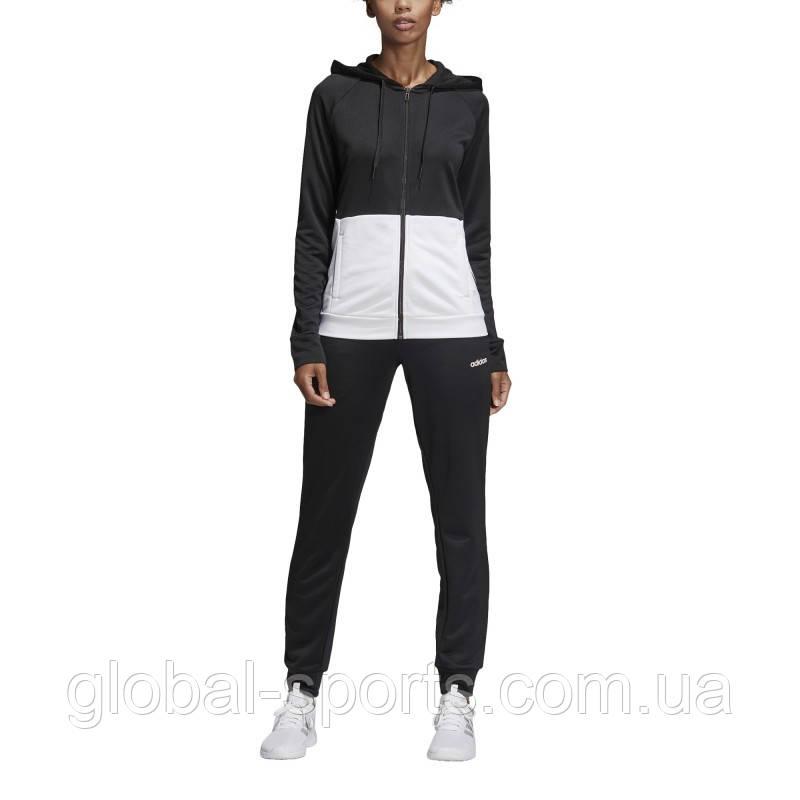 f3379281 Женский спортивный костюм Adidas Linear Tracksuit Regular (Артикул:DV2425)  - магазин Global Sport