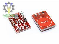 Сенсорна кнопка на базі TTP223