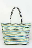 Пляжные сумки Famo Пляжная сумка Верона бирюзовая 50х16 см - 135426, фото 1