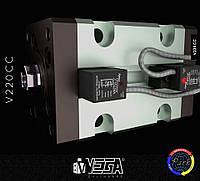 Гидроцилиндр VEGA V220CC, Компактные блочные гидроцилиндры для пресс-форм