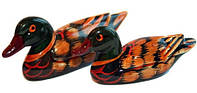 Утки мандаринки - символ любви, верности и благоополучия