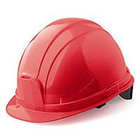 Каска захисна РОСОМЗ шахтарська СОМЗ-55 Hammer арт.77516, червона