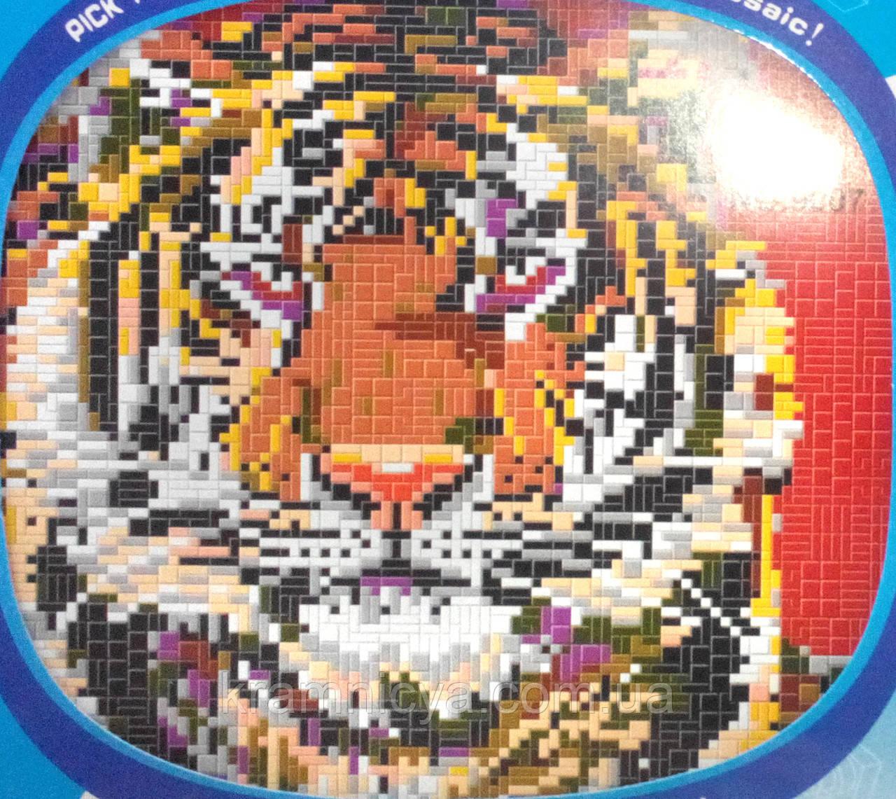 """Картина-мозаика """"Тигр"""""""