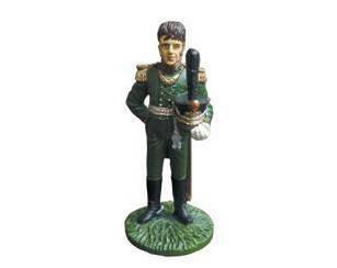 Фигурка оловянная (Eaglemoss) Штаб-офицер лейб-гвардии Егерского полка №28 (1:32)