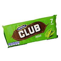 Печенье McVities Club Mint Упаковка
