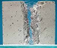 Фибра полипропиленовая. Фиброволокно для армирования стяжки теплого пола. Пакет 600гр(на 1 м3)