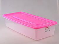 Ящик под кровать Heidrun Boxmania 35л 78*37*18см (GS-1561)