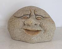 Смеющийся камень - декор для сада , фото 1