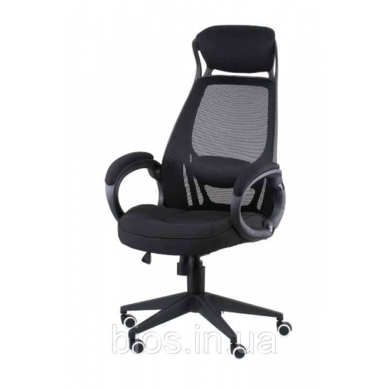 Крісло офісне Special4You Briz black