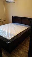 Кровать из массива с подъемным механизмом на заказ